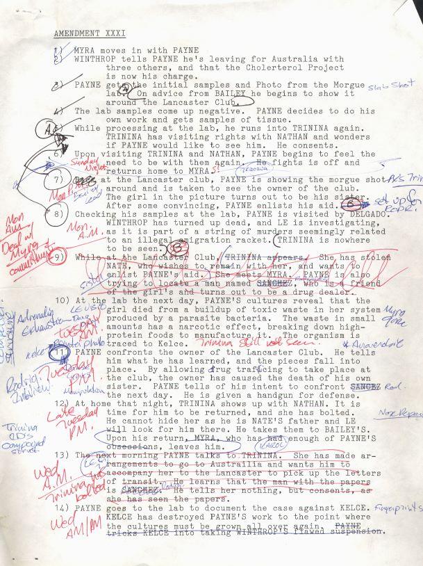 Amendment XXXI | joe clifford faust
