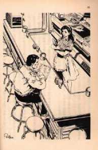 Interior illustration from Hayakawa edition